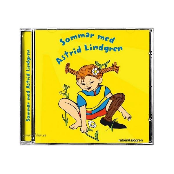 CD Sommar med Astrid Lindgren