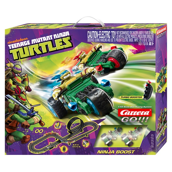 Carrera Ninja Turtles Bilbana