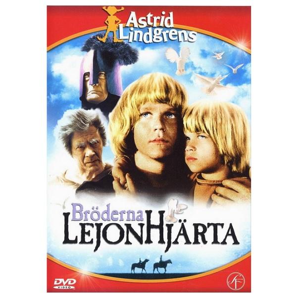DVD Bröderna Lejonhjärta