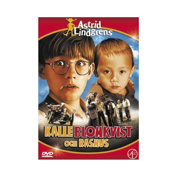 DVD Kalle Blomkvist och Rasmus