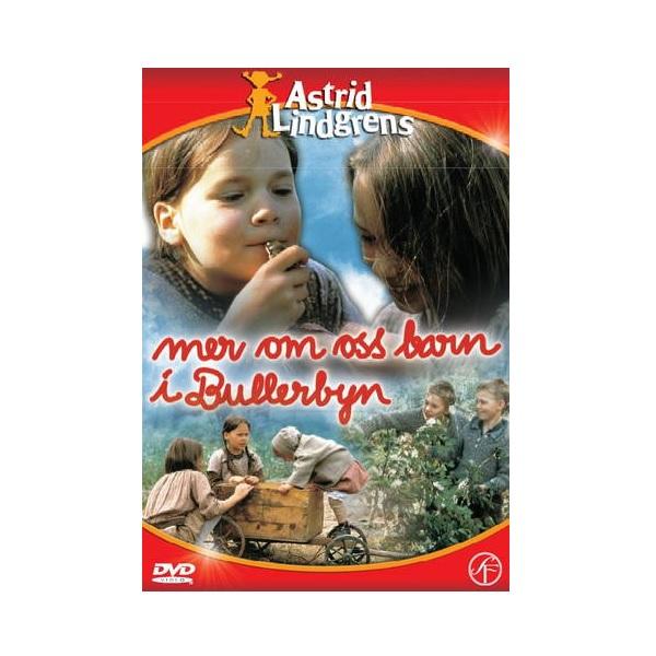 DVD Mer om oss barn i Bullerbyn