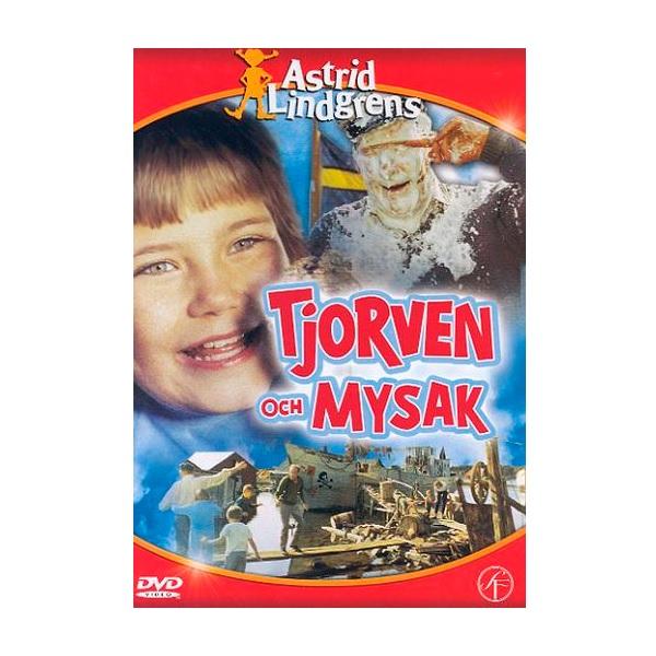 DVD Tjorven och Mysak
