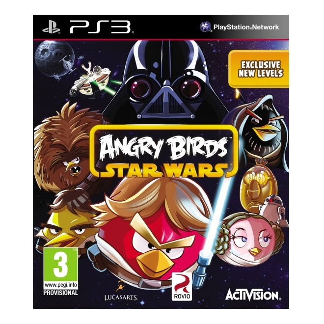 PlayStation 3 Angry Birds - Star Wars