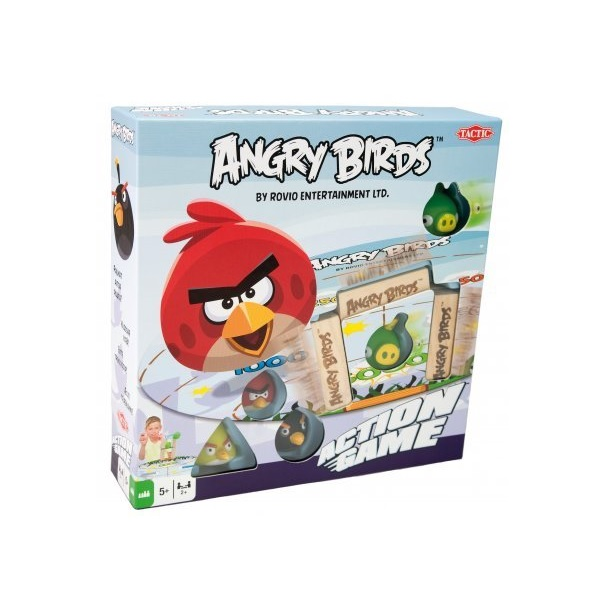 Tactic Angry Birds Action Table Game