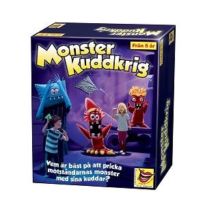 ALF Spel Monsterkuddkrig