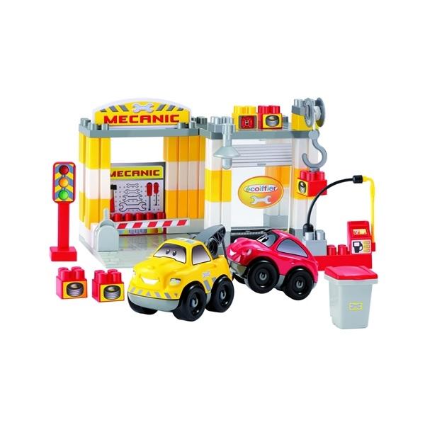 Abrick Fast Car Garage