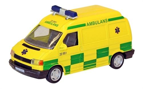 Ambulans Van 1:43