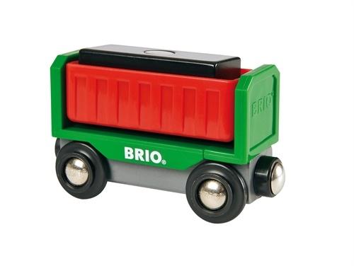 Tipp- och lastvagn
