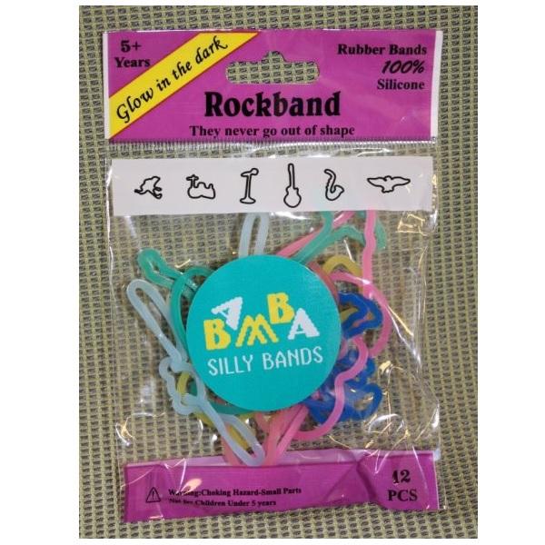Silly Bands Rockband