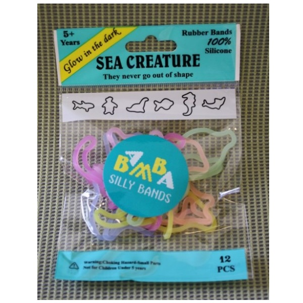 Silly Bands Sea Creature